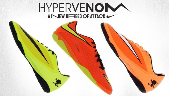 5c8e0734 Футзалки Nike Hypervenom: тест на прочность