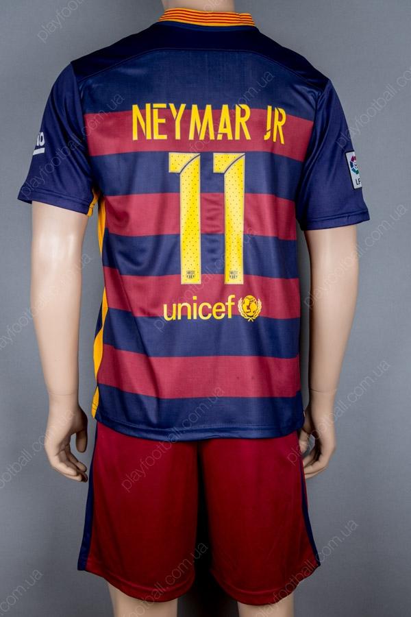 Барселонская форма неймара
