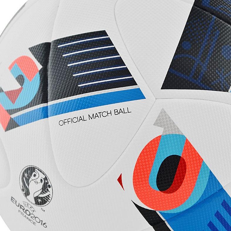 Футбольный мяч Adidas UEFA EURO 2016 OMB (AC5415) купить в Киеве в ... c93231904df1a