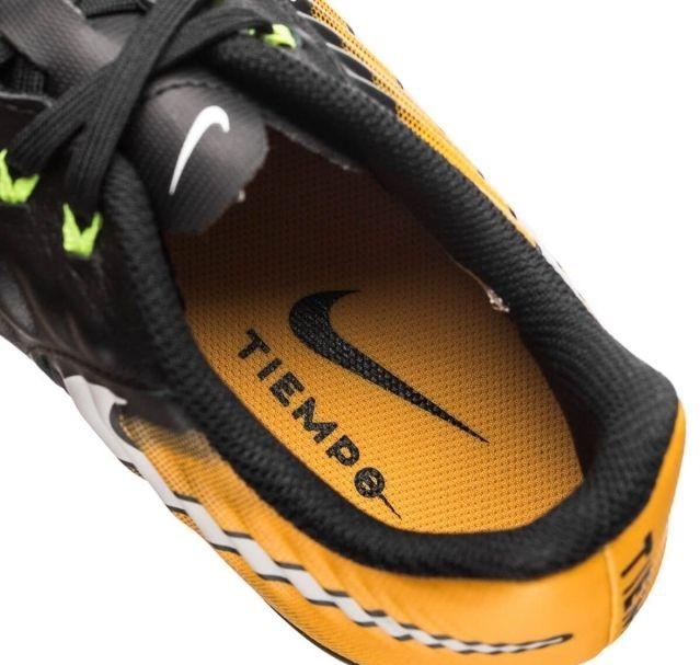 eabf6cb4 ... Детские футбольные бутсы Nike JR Tiempo Ligera IV FG (897725-008) 3 ...