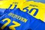 Футболка сборной Украины Евро 2016 stadium дом с нанесением 12