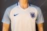 Футбольная форма сборной Англии Евро 2016 дом (home replica England) 1