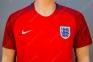 Футбольная форма сборной Англии Евро 2016 (away replica England) 3