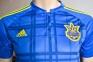 Футболка сборной Украины Евро 2016 stadium выезд (выезд Украина Евро 2016 stadium) 1
