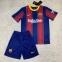 Детская футбольная форма Барселона 2020/2021 stadium домашняя 0