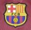Детская футбольная форма Барселона 2017/2018 stadium дополнительная 3