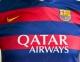 Футболка Barcelona stadium (home 2015/16) 3