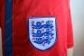 Футбольная форма сборной Англии Евро 2016 выезд (away England) 3