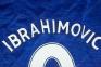 Футбольная форма Манчестер Юнайтед Ибрагимович выезд 2016/2017 (Ибрагимович away 2016/2017) 12