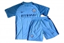 Футбольная форма Манчестер Сити 2016/2017 stadium (Man City home 2016/2017) 4