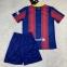 Детская футбольная форма Барселона 2020/2021 stadium домашняя 1