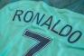 Детская футбольная форма Португалия Роналдо выезд (Роналдо JR выезд 2016) 4
