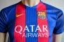 Детская футбольная форма Барселоны 2016/2017 (JR Barcelona home 2016/2017) 7