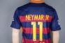 Футбольная форма Барселоны replica 2015/16 Неймар (Неймар replica home 15-16) 5