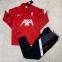 Тренировочный спортивный костюм Ливерпуль 2020/2021 красный 2