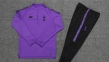 Тренировочный костюм Тоттенхэма 2018-2019 фиолетовый 2