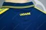 Футболка сборной Украины Joma поло синяя 4