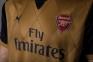 Футбольная форма Arsenal Away 2015/2016 replica (Arsenal aw 15/16 replica) 1