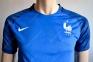 Футбольная форма сборной Франции Евро 2016 (home France) 1