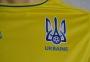 Футболка сборной Украины Joma игровая желтая (FFU101011.17) 1