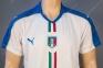 Футбольная форма сборной Италии Евро 2016 выезд (away replica Italy 2016) 1