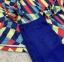 Детский тренировочный спортивный костюм Барселоны 2021/2022 разноцветный 4