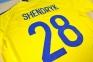 Футболка сборной Украины Евро 2016 stadium выезд с нанесением 1