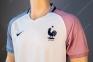 Футбольная форма сборной Франции Евро 2016 (away replica France) 2