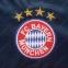 Футбольная форма Баварии 2017/2018 stadium выездная 5