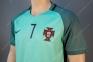 Детская футбольная форма Португалия Роналдо выезд (Роналдо JR выезд 2016) 2