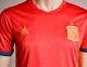 Футбольная форма сборной Испании Евро 2016 дом (home Spain 2016) 4