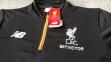 Тренировочный спортивный костюм Ливерпуля 2016/2017 черный 1