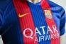 Детская футбольная форма Барселоны 2016/2017 (JR Barcelona home 2016/2017) 4