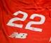 Детская футбольная форма Севилья Коноплянка выезд 2015/16 replica (Севилья выезд JR 15/16 replica) 2