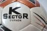 Футбольный мяч K-Sector Typhon (Typhon) 0