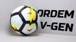 Футбольный мяч Nike Ordem 5 2017/2018 (SC3128-100) 3