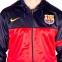 Спортивная кофта Барселона с капюшоном (кофта FCB с капюш) 1