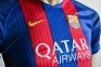 Детская футбольная форма Барселоны 2016/2017 (JR Barcelona home 2016/2017) 6
