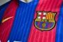 Детская футбольная форма Барселоны 2016/2017 (JR Barcelona home 2016/2017) 5