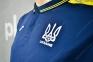 Футболка сборной Украины Joma поло синяя 5
