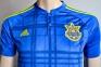 Футболка сборной Украины Евро 2016 stadium выезд (выезд Украина Евро 2016 stadium) 0