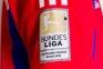 Футбольная форма Баварии 2014/2015 Мюллер (Bayern 2014/2015 home replica Muller) 1