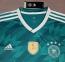 Футбольная форма сборной Германии Чемпионат Мира 2018 зеленая 2