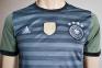 Футбольная форма сборной Германии Евро 2016 выезд (away Germany 2016) 0