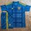 Футбольная форма сборной Украины Евро 2016 выезд replica (away Ukraine replica) 6