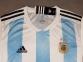 Футбольная форма сборной Аргентины Чемпионат Мира 2018 бело-голубая 0