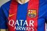 Футбольная форма Барселоны 2016/2017 stadium (Barcelona home 2016/2017) 6