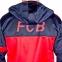 Спортивная кофта Барселона с капюшоном (кофта FCB с капюш) 2