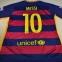Футболка Barcelona home stadium 2015/16 MESSI 10 2