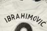 Футбольная форма Манчестер Юнайтед 2016/2017 Ибрагимович дополнительная (FCMU 2016/2017 Ibrahimovic third) 4